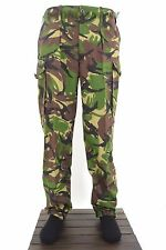 NEW - British Army DPM Combat Trousers Cargo Pants Camo Woodland Genuine Surplus