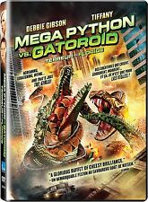 Mega Python vs. Gatoroid (DVD) Debbie Gibson, Tiffany A. Martinez NEW