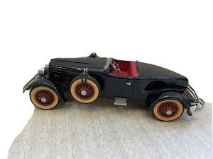 DANBURY MINT CLASSIC 1934 ASTON MARTIN 1 1//2 LITRE MK2 PEWTER MODEL CAR DA42