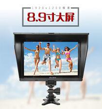 Viltrox 9'' DC-90HD Clip TFT LCD Monitor HDMI AV Input 1920*1200 for CANON NIKON