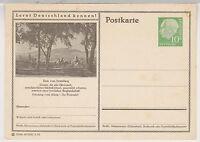 Bund, Mi. BPK P 23, Bild Goslar (15246.....8.54), ungebraucht