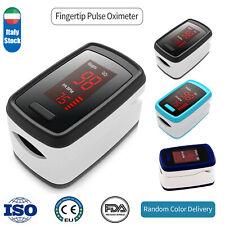 Ossimetro Pulsossimetro Display OLED Saturazione Sensore Ossigeno SpO2 Monitor
