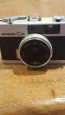 KONICA C35 Rangefinder Camera With Konica Hexanon 38mm f/2.8 Lens