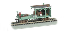 U.S. MILITARY RAILROAD OLD-TIME BALCKSMITH MOW CAR BY BACHMANN TRAINS  HO-SCALE