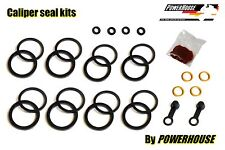Honda VFR400 R NC30 RK RL R3K R3L front brake caliper seal repair kit 1989 1990