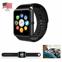 Smart Watch Phone Bluetooth WristWatch for Android Samsung LG Google Pixel HTC