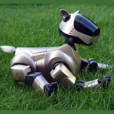 SONY AIBO | ERS-210 GOLD EDITION - ROBOTER HUND - BOXED - MIT LADESTATION
