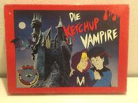 Die Ketchup Vampire Brettspiel Kinderspiel Lege Kult Rar
