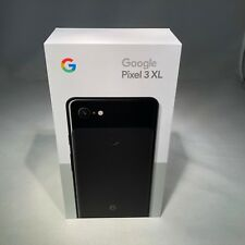 Google Pixel 3 XL 128GB Just Black Unlocked - BRAND NEW