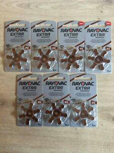 42 piles auditives Rayovac 312 Extra advanced / pile auditive PR41 / piles pour