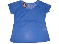 NEU Crivit Sports leichtes Funktions Shirt /  Sport Shirt Gr. S 36 / 38 blau !