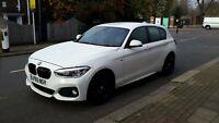 2015 BMW 1 Series 118i M Sport 65 plate LCI model
