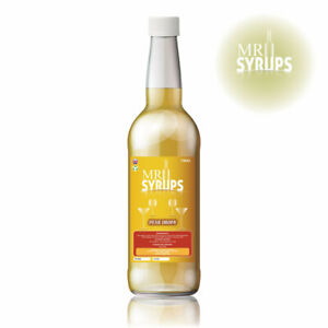 750ml Pear Drops Flavour Drink Syrup - Flavouring for Drinks - Cocktail Syrup
