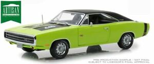 GREENLIGHT 1/18 SCALE 1970 DODGE CHARGER R/T SE MODEL | BN | 13529