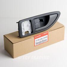 Genuine OEM Honda Del-Sol Driver's Side Interior Door Handle 72160-SR2-A02ZA