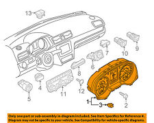 VW VOLKSWAGEN OEM 2016 Passat INSTRUMENT PANEL-cluster 561920961