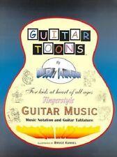 Partition pour guitare - Guitar Toons - Guitare Acoustique - CD Inclus