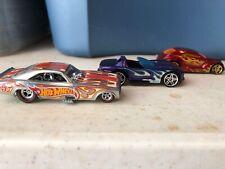 Hot Wheels Dodge/Chrysler 3 Car Lot