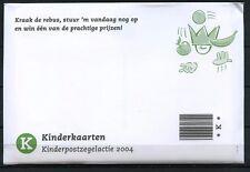 Nederland 2004 Blokje 2295 Kind in envelop met kinderkaarten
