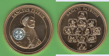 San Pedro Apóstol medalla unedel holograma aprox. 51,78 g aprox. 50 mm (11.033)