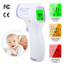 Digital Infrared Non-Contact Forehead Thermometer Temperature Measurement Gun