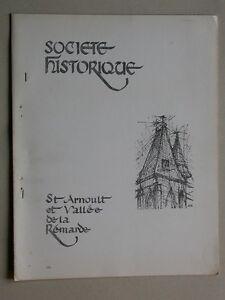 Crypte et église St Arnoult en Yvelines - Lechauguette - SHSA pays de la Rémarde