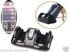 New Shiatsu Foot Massager Deep Kneading Rolling Feet Therapy Massage w/ Remote