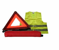 KIT DE SECURITE : TRIANGLE + GILET PRESIGNALISATION AUX NORMES