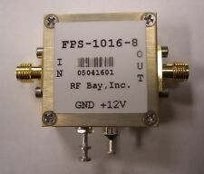Frequency Prescaler 8.0GHz Div 1016,FPS-1016-8, New,SMA