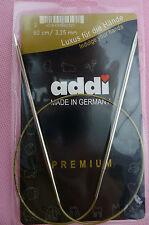 4mm ADDI Premium Circular Knitting Needle 32