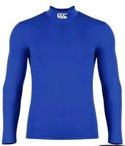 Canterbury Cold Base Layer Skins Turtle Mock Neck XXL OR XXXL 3XL - Golf Rugby