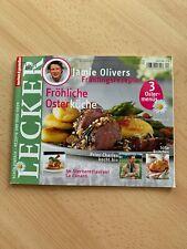 Lecker, Zeitschrift, April 2008, 04/2008, Jamie Olivers Frühlingsrezepte