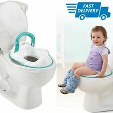 Thomas Potty Train Seat Ring Reward Chair Toilet Toddler Fun Soundtune EasyClean