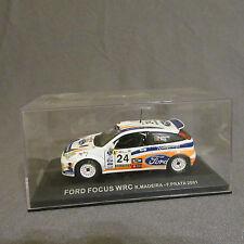 754C Altaya 1:43 Ford Focus WRC Rallye Portugal 2001 # 24