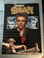 James Dean Collage Poster 39x29,1987 Scandecor (Germany) # 1702