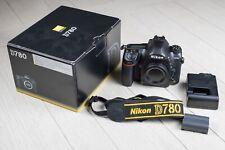 *Pristine* Nikon D780 24.5Mp Digital Slr Camera - Black (Body Only)