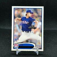 2012 Topps Yu Darvish RC Rookie Card #660