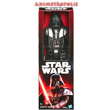 STAR WARS DARTH VADAR FIGUR 30CM COLLECTION REVENGE OF THE SITH AUTHENTIC UK