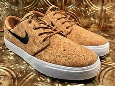 "Nike Zoom Stefan Janoski Elite ""Cork"" (725074-201) Men's Size 9"