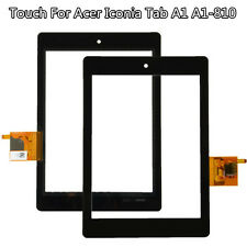 Touch Screen Digitizer Replacement For Acer Iconia Tab A1 A1-810 7.9''+Tool Tape
