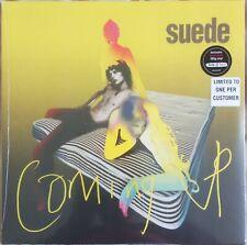 SUEDE - COMING UP - HMV EXCLUSIVE PINK VINYL LP