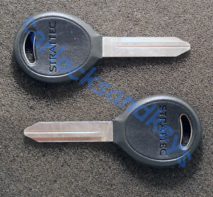 NEW 1998-2001 Jeep Cherokee Key blanks blank