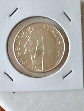 REPUBBLICA ITALIANA 500 LIRE DANTE 1965 FDC ARGENTO