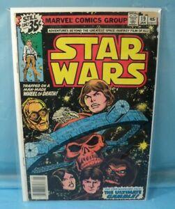 Marvel 1978 Star Wars Comic Book #19 2.0 Good First Print.