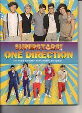 ONE DIRECTION HARRY LIAM ZAYN NIALL LOUIS SUPERSTARS! BOOK 2012 TIME INC. NICE!