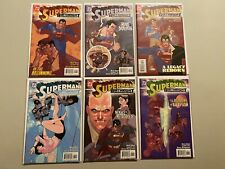 Superman Birthright Set #1-12 8.0 VF (2003)