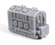 "Z Scale High Voltage Transformer Base ""Hamilton"" for Model Railroad"