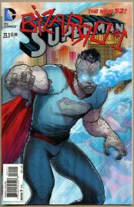 Superman #23.1-2013 nm+ 9.6 Bizarro / Lenticular 3D Cover Aaron Kuder DC