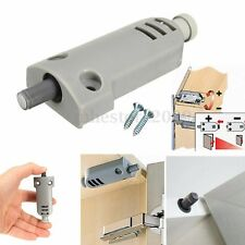 Cabinet Cupboard Kitchen Door Dampers Buffer Soft Closer Cushion Close Stops mh