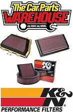 K & N Air Filter NEW 33-2862	FORD KA 1.3L-I4 2002-2003